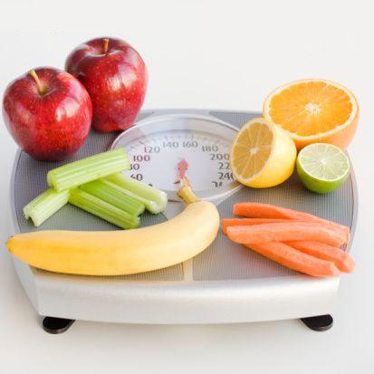 naturalus svorio metimas