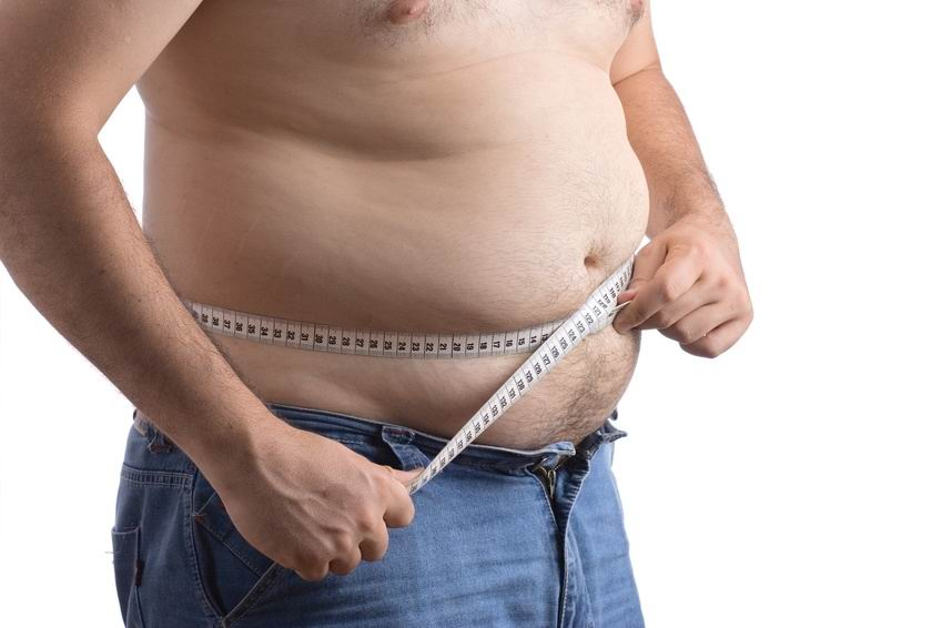 kaip numesti svorio aplink liemeni